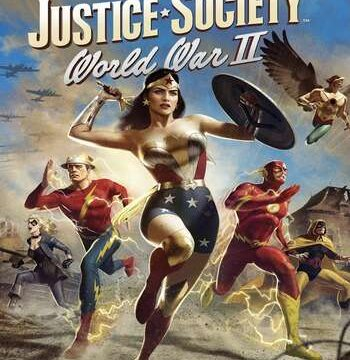 Justice Society World War II 2021