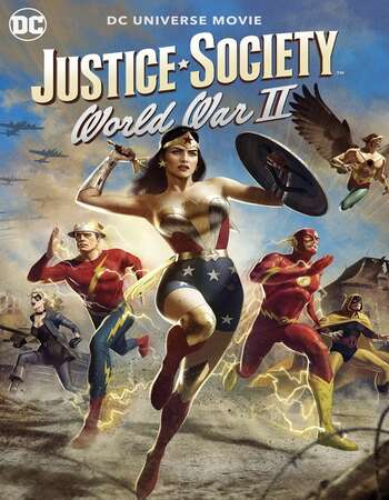 Justice Society World War II 2021 Subtitles