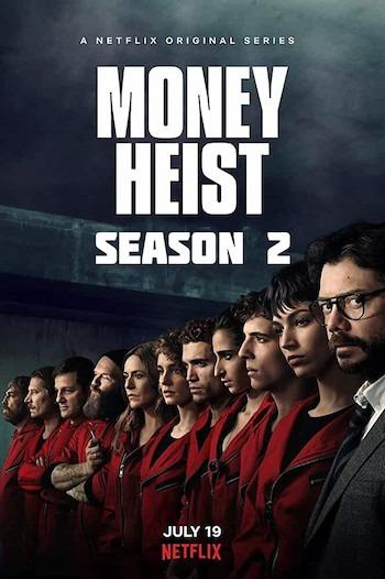 Money Heist Season 2 Subtitles