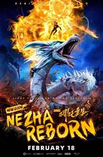 Nezha Reborn 2021 Subtitles