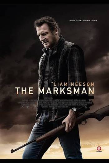 The Marksman 2021 subtitles
