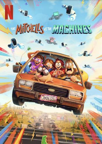 The Mitchells vs. the Machines 2021