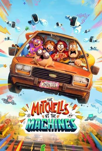 The Mitchells vs. the Machines Hindi