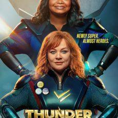 Thunder Force 2021 Subtitles
