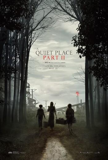 A Quiet Place Part II 2021