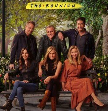 Friends The Reunion 2021