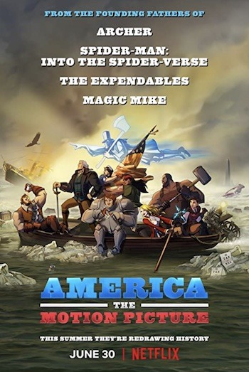 America- The Motion Picture Subtitles