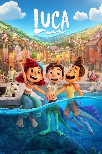 Disney+ - Página 8 Luca-2021