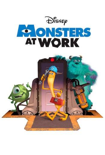 Monsters At Work Season 1 Subtitles