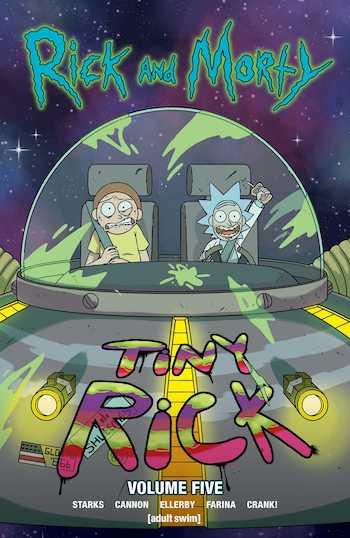 Rick and Morty Season 5 subtitles