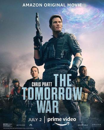 The Tomorrow War (2021) Subtitles