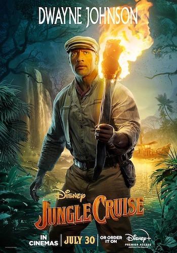 Jungle Cruise (2021) Hindi Subtitles 720p WEB-DL [in English DD5.1] Free Download