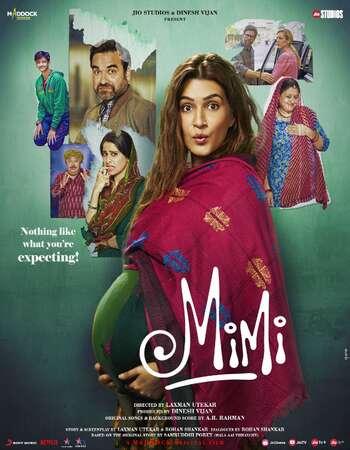 Mimi (2021) hindi Subtitles