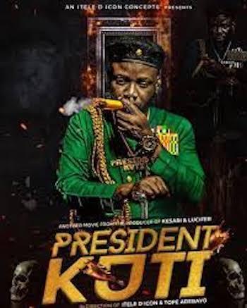 President Kuti 2021 yoruba movie