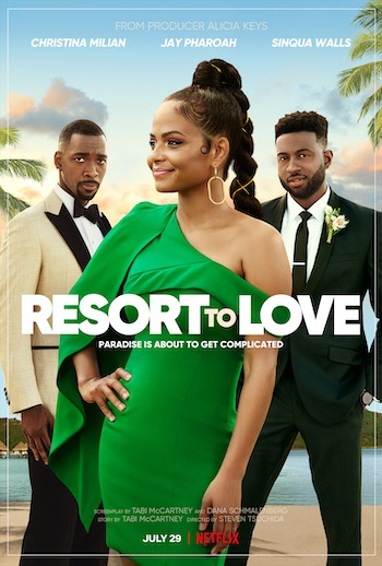 Resort to Love subtitles