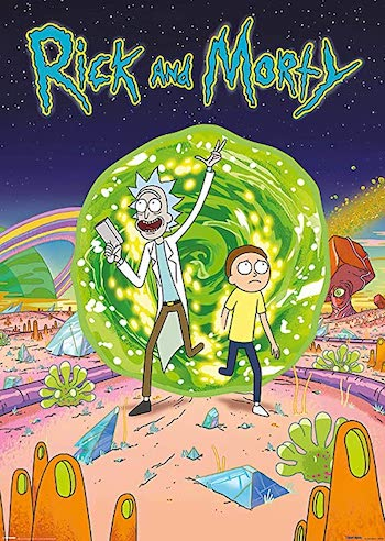 Rick and Morty Season 5 Episode 5 (S05E05) Subtitles