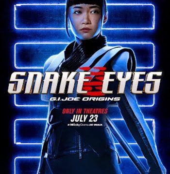 Snake Eyes- G.I. Joe Origins hindi
