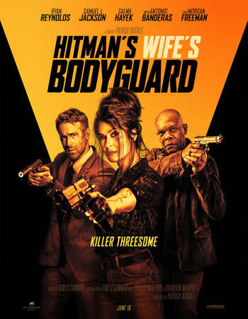 The Hitman's Wife's Bodyguard (2021) English Subtitles