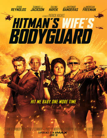 The Hitman's Wife's Bodyguard (2021) Extended