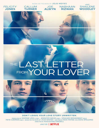 The Last Letter From Your Lover Subtitles