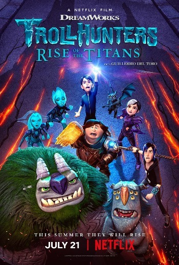 Trollhunters- Rise of the Titans subtitlesTrollhunters- Rise of the Titans subtitles
